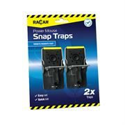 Racan Plastic Mouse Snap Trap