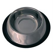 My Pet Dog Life Stainless Steel Non tip Bowl 6.25in
