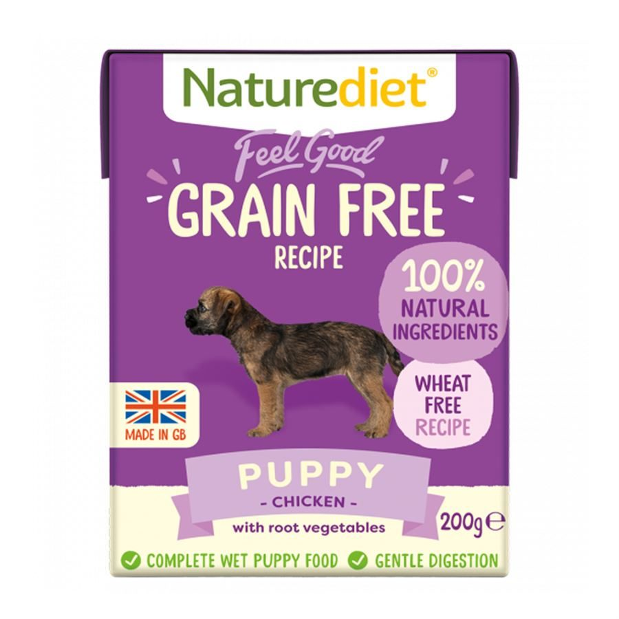 Naturediet Feel Good Grain Free Puppy