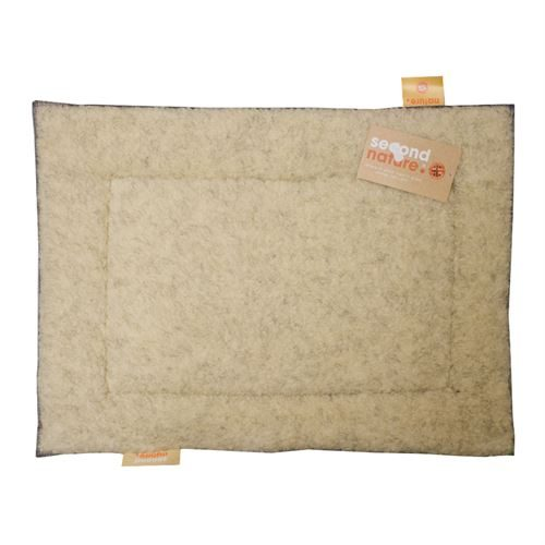 Second Nature Cage Mat Beige