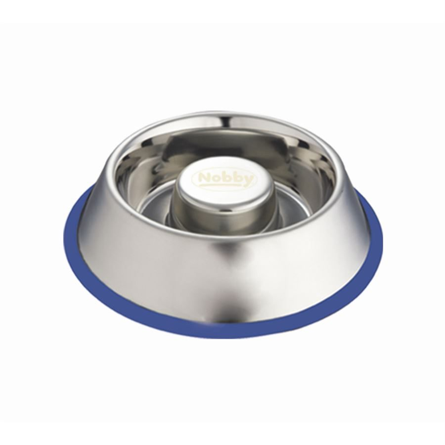 Nobby Stainless Anti-Gulp Bowl l 1x6 - Special Order Item