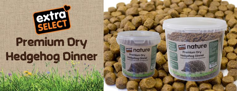 Extra Select Premium Hedgehog Dinner Dry food
